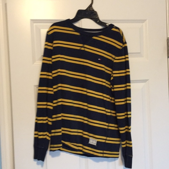 Tommy Hilfiger Other - Tommy Hilfiger Striped Pullover Sweater